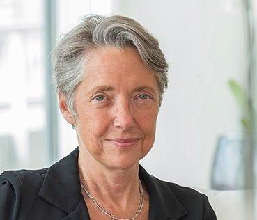 Elisabeth Borne, nouvelle ministre chargée des Transports © Gouvernement.fr