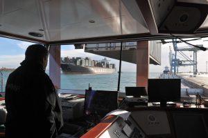 Le terminal conteneurs du port de Marseille-Fos © Port de Marseille
