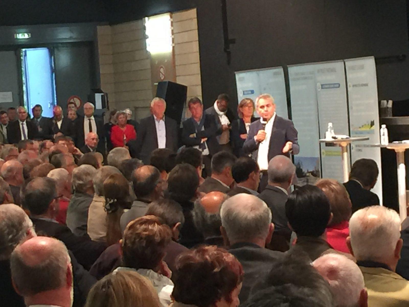 Les collectivités locales proposent de piloter la réalisation de Seine-Nord Europe